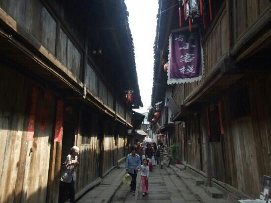 Chongqing Zhongshan Ancient Town