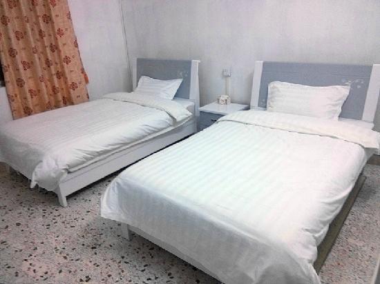 Lingtao Guesthouse: 标准双床