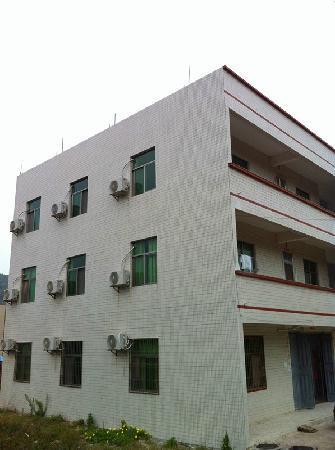 Lingtao Guesthouse: 外观