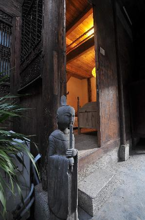 Hongcun Old House International Youth Hostel: 门面