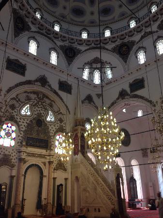 Hisar Mosque: hisar camii