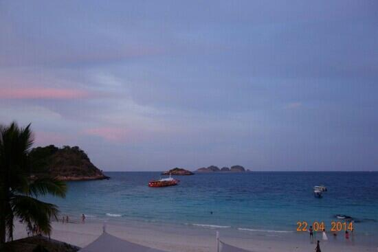 Laguna Redang Island Resort: 景色超美,号称大马的小马尔代夫