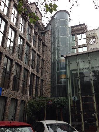 Hanting Express Hangzhou Zhongshan Middle Raod: 新楼