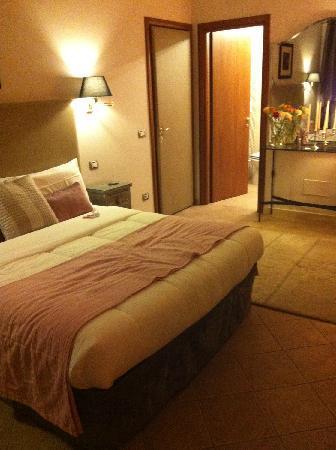 Althea Inn : 卧室