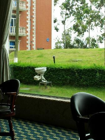Marine Garden Hotel: 咖啡厅