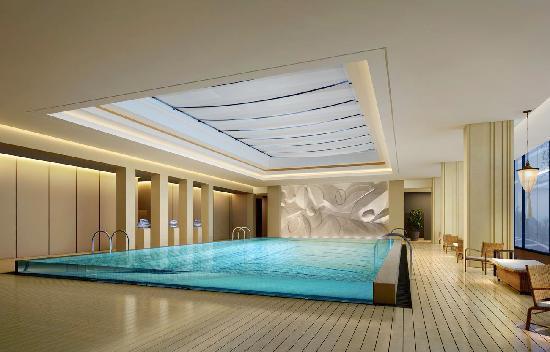 Howard Johnson Kangda Plaza Qingdao: Swimming Pool 游泳池