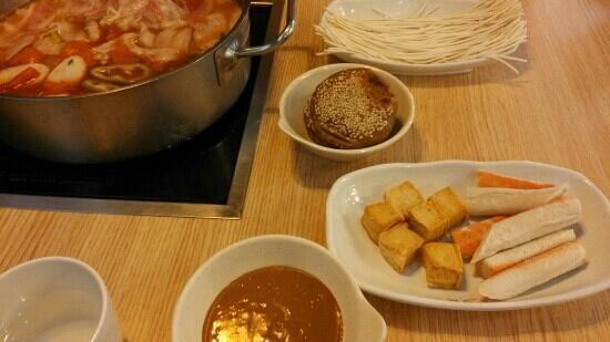 韩式二人锅(天邦店)