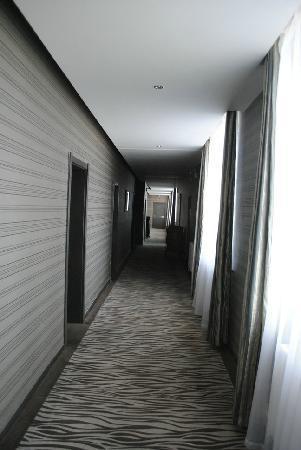 Wang Jiang Holiday Hotel: 走廊