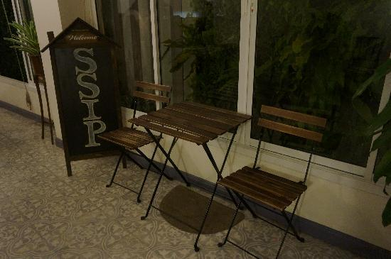SSIP Boutique Dhevej Bangkok: dsc01172