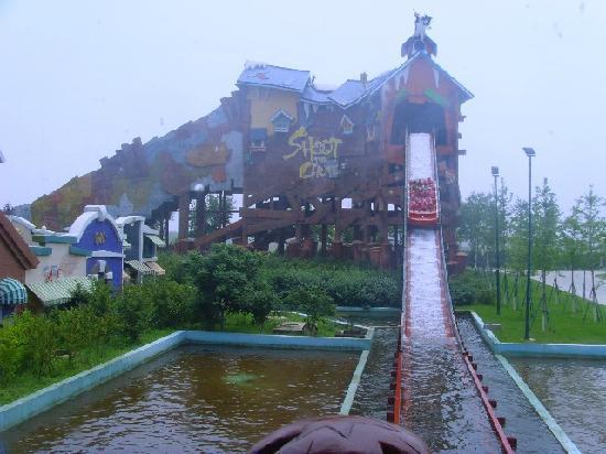 Dalian Discovery Kingdom : hh