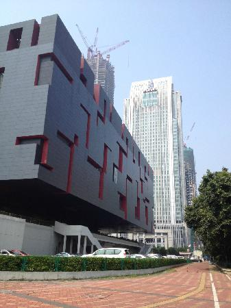 Guangdong Museum : 广东省博物馆
