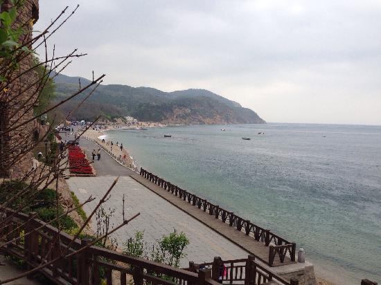 Bangchuidao Island: 棒锤岛海滩