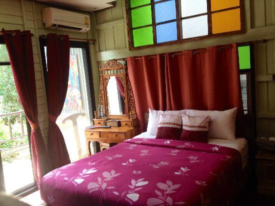 Tamarind : 普通大床房