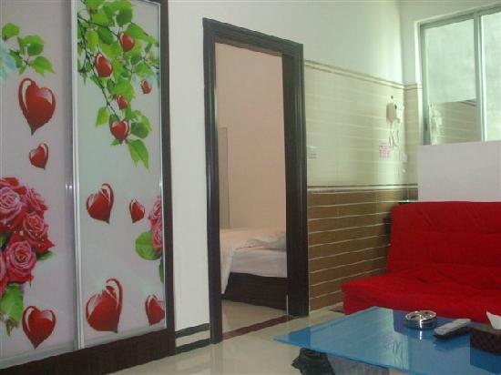 Longyun Hotel: 客厅