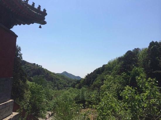 Huairou Xiangshuihu Great Wall Scenic Resort: 风景