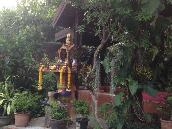 Joy's House: 佛像