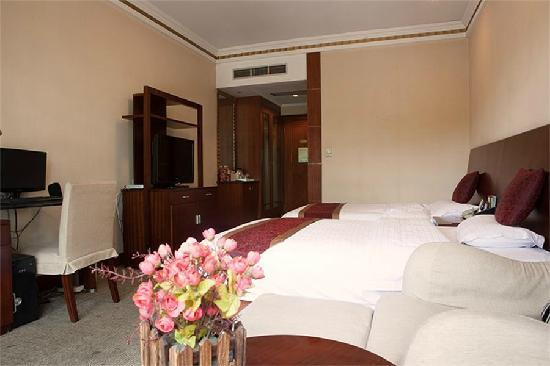 Xiandu Holiday Hotel: 山景房