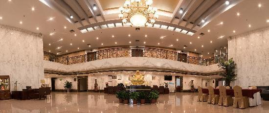 Xiandu Holiday Hotel: 酒店大堂