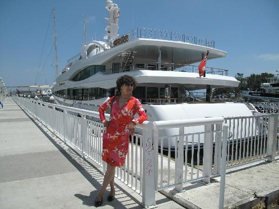 Marriott Marquis San Diego Marina: a