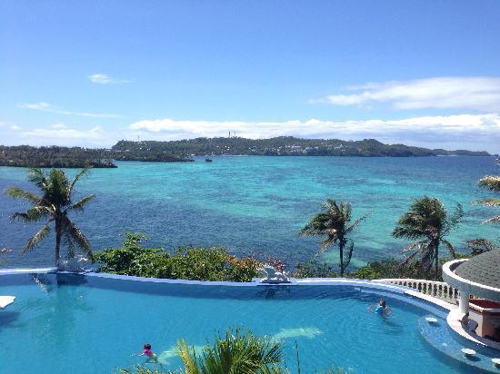 Lingganay Boracay Hotel Resort : Room202