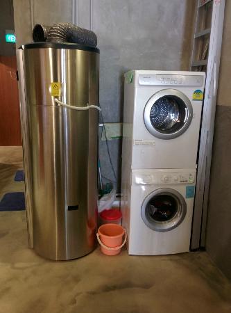 Fisher BnB: 洗衣机
