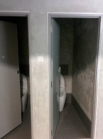 Fisher BnB: 卫生间&淋浴间