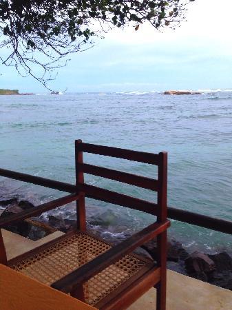 Reefedge: 在海边吃饭,风景是赞爆