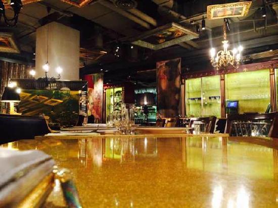 Lan Club: 餐厅