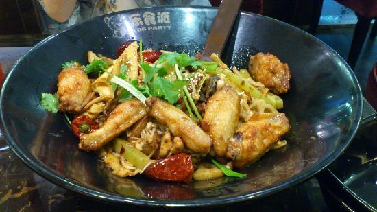 乐食派麻辣香锅(河东万达店)