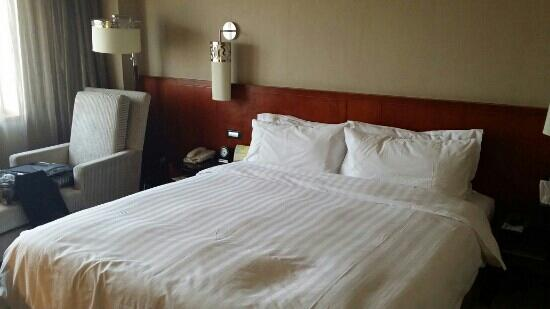 Grand Noble Hotel : 大床房