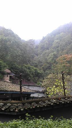 Zhazi Cave: 渣滓洞全景