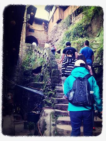 Bing'an Ancient Town : 古镇