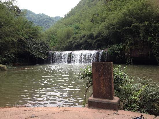 Sidonggou Scenic Resort: 月亮潭