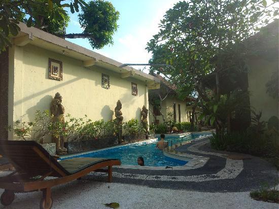 Alam Bali Resorts: 酒店内景