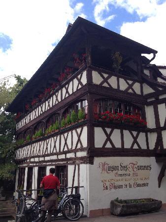 Maison des Tanneurs: Tanneurs
