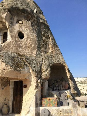 Kelebek Special Cave Hotel: 客房外景