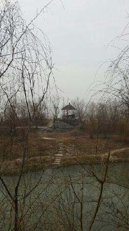 Ezhou, Chine : 一处