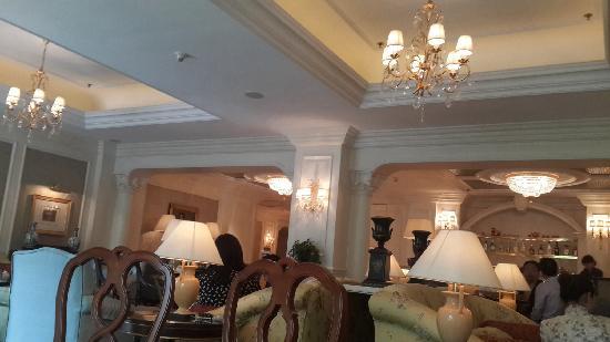 The Ritz-Carlton, Beijing: 環境很好!