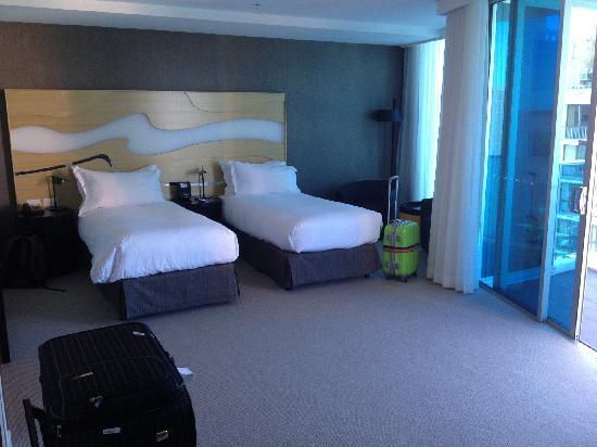 Hilton Surfers Paradise Hotel: 客房