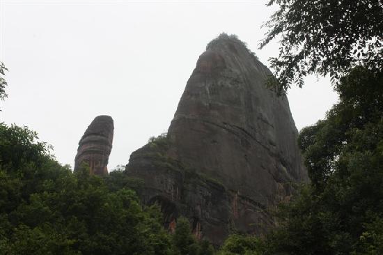 Shaoguan Danxia Mountain Sex Culture Museum: 阳元山