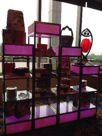 Shangri-La Hotel Guangzhou: 宴会厅风景