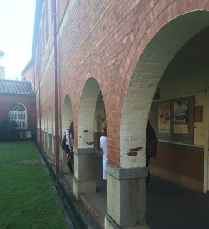 Tamkang High School : 校园