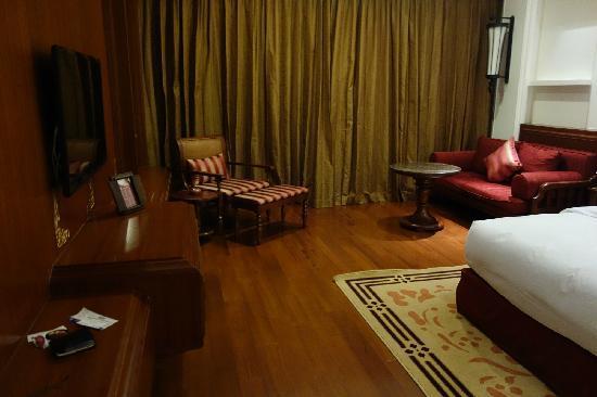 Crowne Plaza Resort Xishuangbanna: room