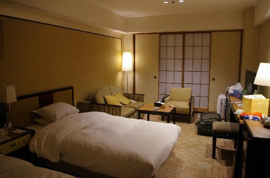 RIHGA Royal Hotel Kyoto: 房间