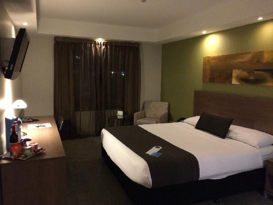 Mantra Tullamarine Hotel : 客房整体还不错,而且很安静