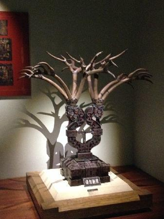 Hubei Provincial Museum: 精巧无比的铜铸工艺2