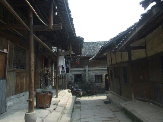 Lizhuang Ancient Town: 宜宾李庄古镇,抗战的纪念