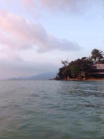 Sea View Resort & Spa Koh Chang: 海景