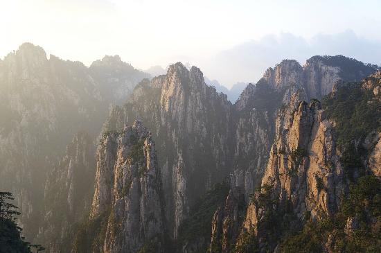 Xihai Great Canyon : 西海大峡谷