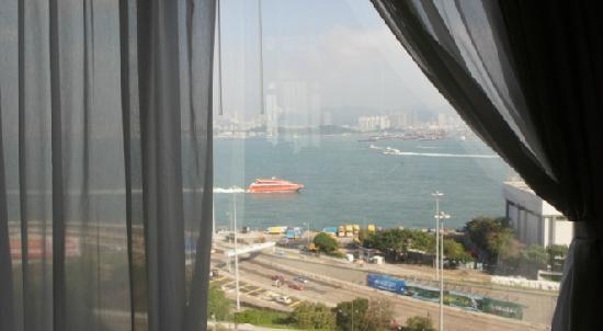 Island Pacific Hotel: 窗外的海景2